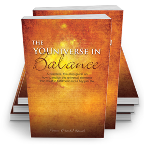 The YOUniverse in Balance